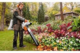 Садовые пылесосы, воздуходувки