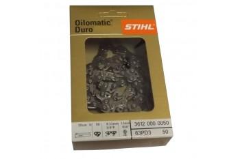 Коробка для упаковки цепей STIHL 63 PD3, Кожухи для цепи и футляры