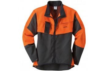 Куртка защитная STIHL Economy Plus, размер XXL, Костюм для работы в лесу ECONOMY PLUS