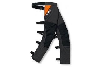 Передняя защита ног от порезов FUNCTION - компактное решение для нерегулярных работ, Защита ног от порезов