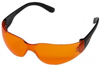 Защитные очки LIGHT, оранжевые - Профессиональные защитные очки, Защитные очки