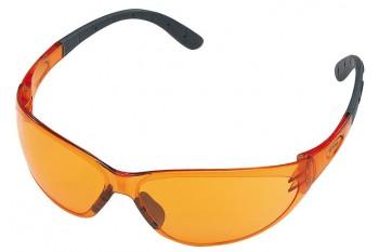 Защитные очки CONTRAST, оранжевые, Защитные очки