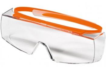 Защитные очки SUPER OTG, тонированные  - Профессиональные защитные очки, Защитные очки