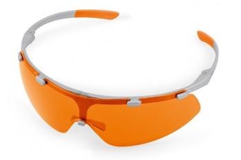 Защитные очки SUPER FIT, оранжевые, Защитные очки