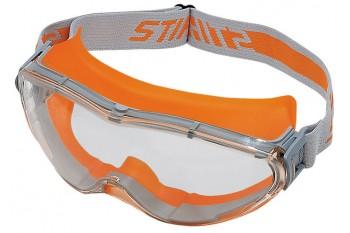 Защитные очки ULTRASONIC, прозрачные - Профессиональные защитные очкиr, Защитные очки