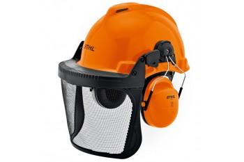 Шлем SPECIAL, с наушниками и сеткой - Шлем SPECIAL, Защитные шлемы