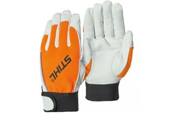 Профессиональные рабочие перчатки DYNAMIC SensoLight - Из козьей кожи, Перчатки