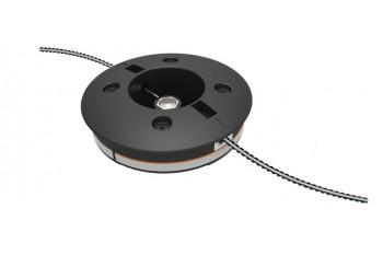 Косильная головка DuroCut - Универсальный инструмент с режущими струнами, Косильные головки