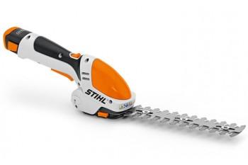 HSA 25, 17 см - Ручные аккумуляторные ножницы: легкость в каждой детали, Аккумуляторные садовые ножницы