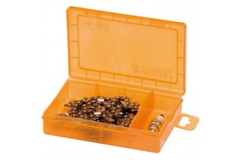 Футляр для хранения пильных цепей, Инструменты для ухода за режущей гарнитурой