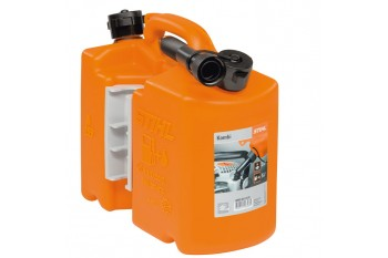 Комбинированная канистра, «Профи», оранжевая - вкл. с держателями инструмента и системы заправки, Канистры и системы заправки