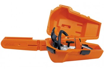 Футляр для мотопил - Для хранения и транспортировки, Кожухи для цепи и футляры