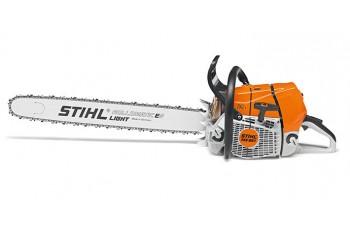 MS 661 C-M - Экстремально мощная профессилнальная бензопила 5,4 кВт с системой STIHL M-Tronic, шина 50см, Бензопилы для лесного хозяйства