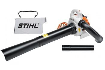 SH 56 - Бензиновый садовый пылесос с двигателем 2-MIX, Бензиновые садовые пылесосы