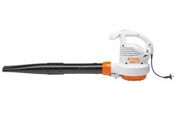 BGE 71 - Лёгкая и тихая электрическая воздуходувка, Электрические воздуходувные устройства