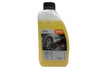 Автомобильный шампунь с воском STIHL CC30, 1 л, Моющие средства и смазочные материалы STIHL