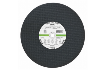 Абразивный диск по металлу STIHL, Ø 400 мм х 4,5 мм, Отрезные круги