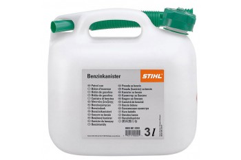 Канистра для бензина STIHL, 5л, прозрачная, Канистры и системы заправки