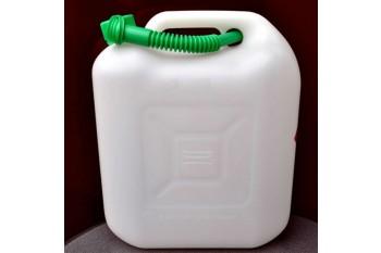 Канистра для бензина STIHL, 20л, прозрачная, Канистры и системы заправки