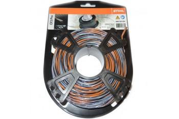 Косильная струна STIHL CF3 Pro, Ø 2,7 мм х 27 м, Косильные струны