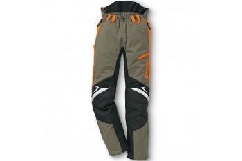 Штаны защитные STIHL Function Ergo, размер S, Костюм для работы в лесу FUNCTION