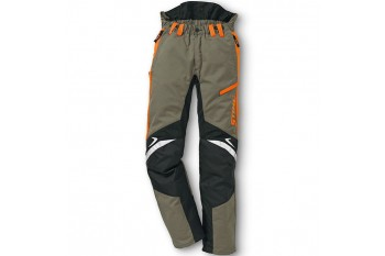 Штаны защитные STIHL Function Ergo, размер М, Костюм для работы в лесу FUNCTION